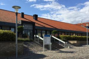 Stevns Kommune indgang