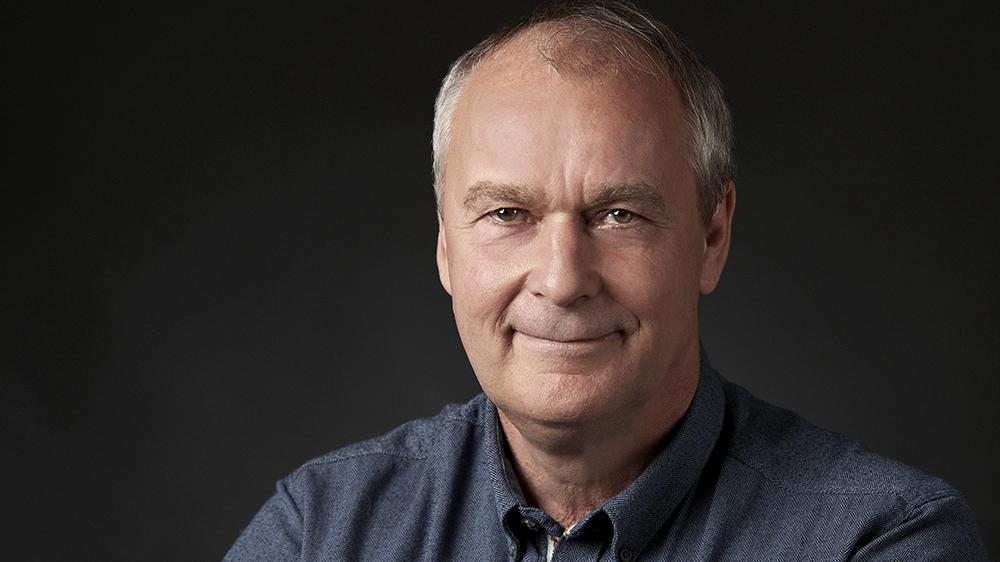 Jørgen Larsen, kandidat i NYT Stevns