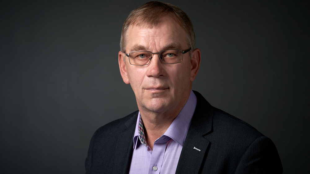Poul Erik Brixtofte, kandidat i NYT Stevns